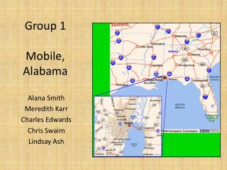 Group 1 Mobile, Alabama