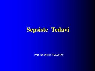 Prof.Dr.Melek TULUNAY