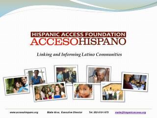 Linking and Informing Latino Communities