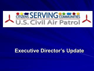 Executive Director's Update