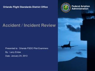Orlando Flight Standards District Office