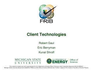 Client Technologies