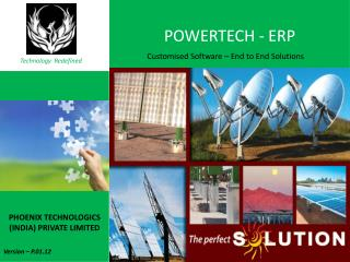 POWERTECH - ERP