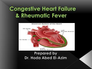 Congestive Heart Failure & Rheumatic Fever
