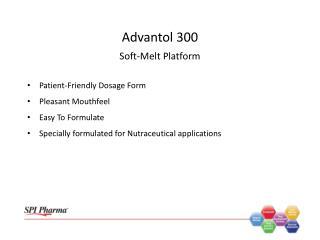 Advantol 300
