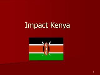 Impact Kenya