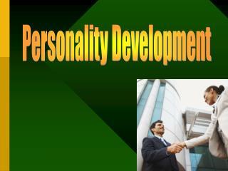 Personality Development Establish Identity Aims