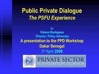 Mandate of PSFU