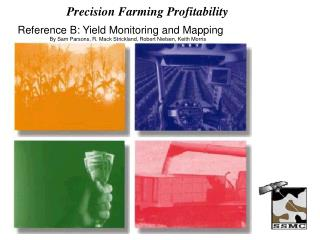 Precision Farming Profitability