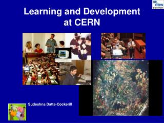 Learning and Development at CERN
