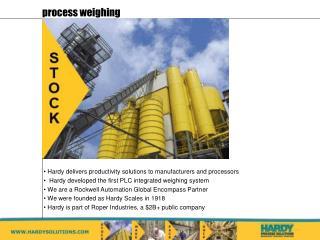 process weighing