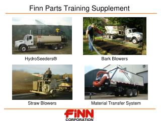 Finn Parts Training Supplement
