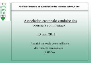 Autorité cantonale de surveillance des finances communales