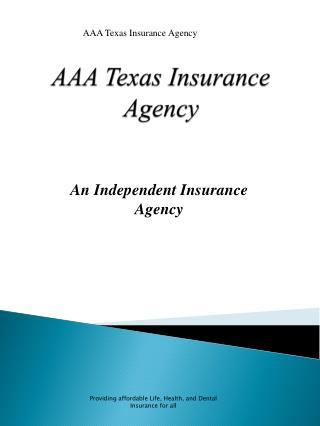 AAA Texas Insurance Agency