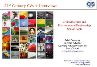 21 st  Century CVs + Interviews
