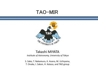 TAO-MIR
