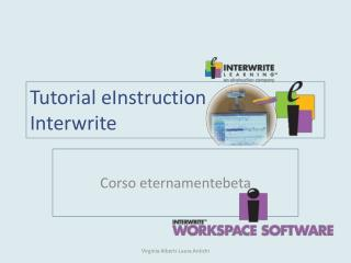 tutorial per eInstruction-configurazione preferences