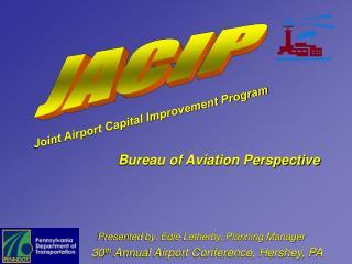 Joint Airport Capital Improvement Program