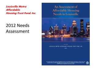 Louisville Metro Affordable  Housing Trust Fund, Inc.