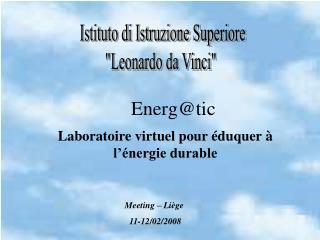 Energtic