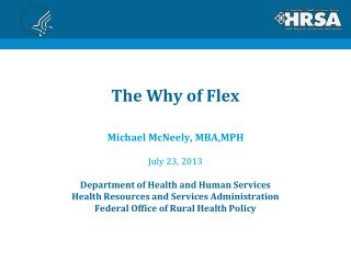 The Why of Flex