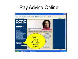 Pay Advice Online