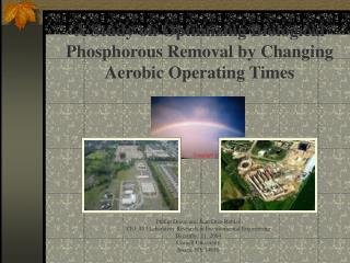 A Study on Optimizing Biological Phosphorous Removal by Changing Aerobic Operating Times