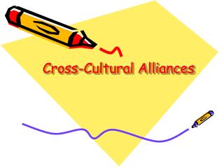Cross-Cultural Alliances