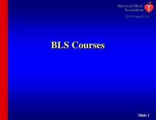 BLS Courses