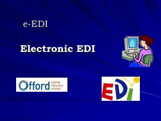 Electronic EDI