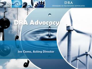 DRA Advocacy
