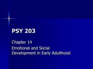 PSY 203