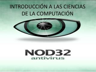 INTRODUCCIÓN A LAS CIENCIAS DE LA COMPUTACIÓN