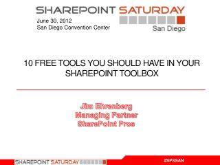 10  Free Tools You Should Have in Your SharePoint Toolbox