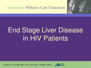 End Stage Liver Disease in HIV Patients