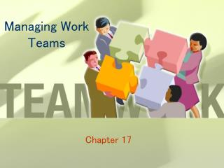 Managing Work Teams