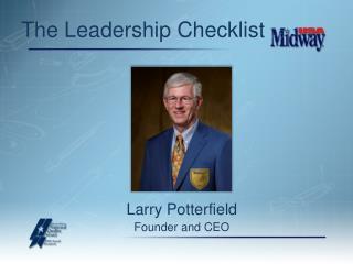 The Leadership Checklist