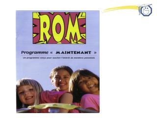 Le programme  « MAINTENANT » est conçu pour susciter l'intérêt de membres Optimistes potentiels.