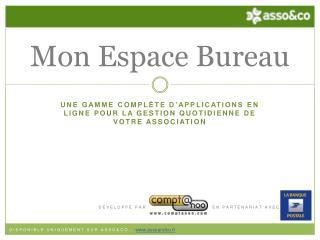 Mon Espace Bureau
