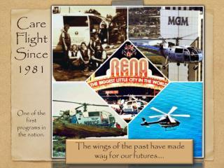Care Flight Since 1981