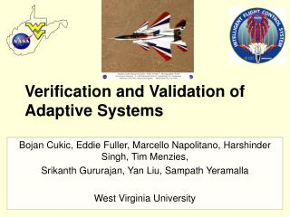 Verification and Validation of Adaptive Systems