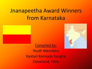 Jnanapeetha  Award Winners from Karnataka