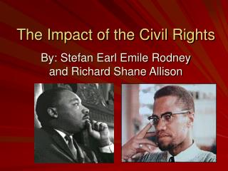 The Impact of the Civil Rights