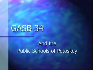 GASB 34