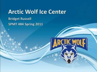 Arctic Wolf Ice Center