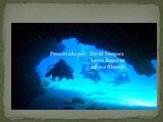 Presentado por:   D avid Vásquez karen Ramirez jessica Abando