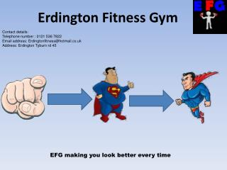 EFG making you look better every time