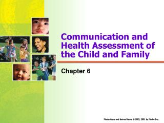 Communication and  Health Assessment of the Child and Family