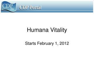 Humana Vitality