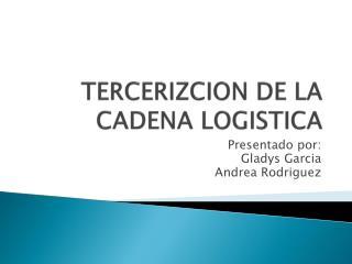 TERCERIZCION DE LA CADENA LOGISTICA